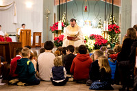 2016-12-24 Vigil Mass - special Children / Youth participation