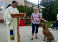 2017-10-04  Blessing of the Pets