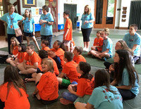 2018-06-25 to 06-29 Vacation Bible School (VBS)